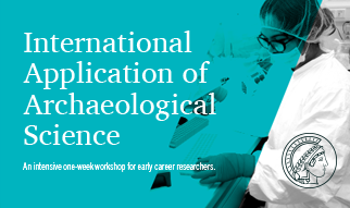 International Application of Archaeological Science - Training Course 2019