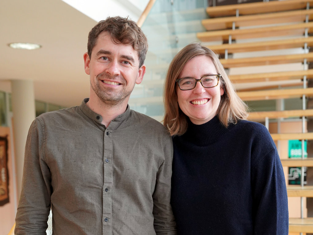 Prof. Dr. Christina Warinner and Prof. Dr. Johannes Krause have been appointed university lecturers at the Friedrich Schiller University in Jena; they are thus members of the Faculty of Biosciences. Congratulations!