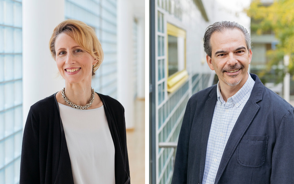 Professorships at The University of Queensland Awarded to Nicole Boivin and Michael Petraglia