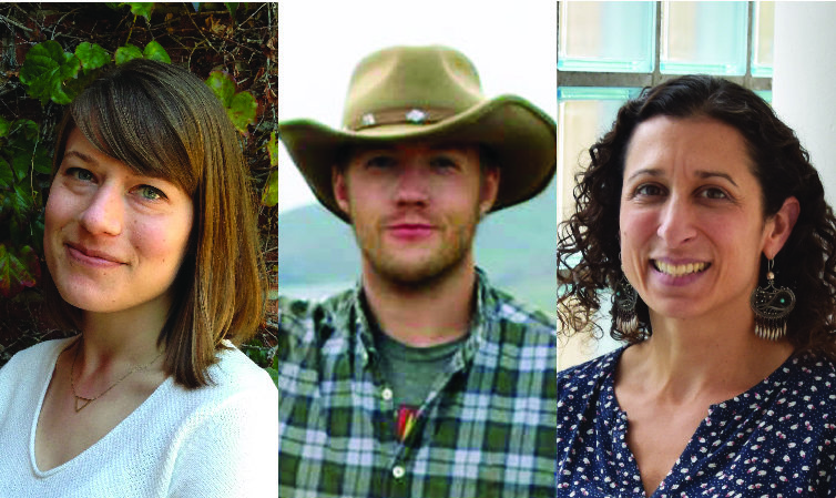 The Department of Archaeology is proud to announce that three of its current postdoctoral researchers have been awarded tenure track professorships in the United States.