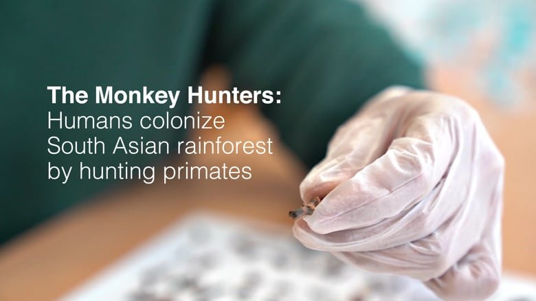 Future of the Past - Monkey Hunters