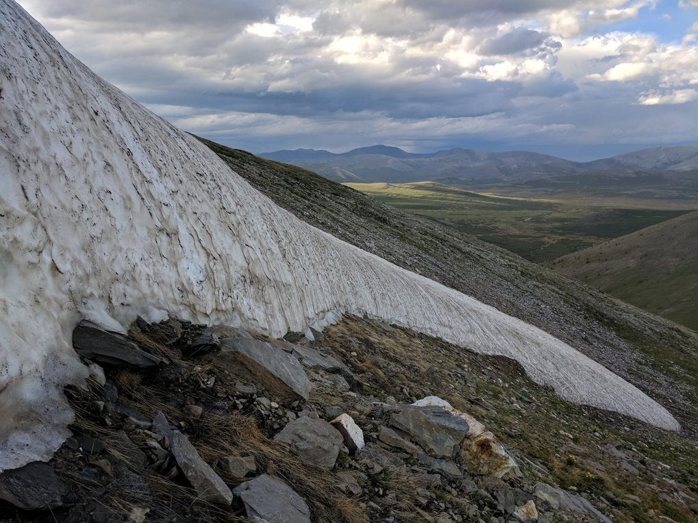 "Frozen artifacts emerging from Mongolia's ""eternal ice"""