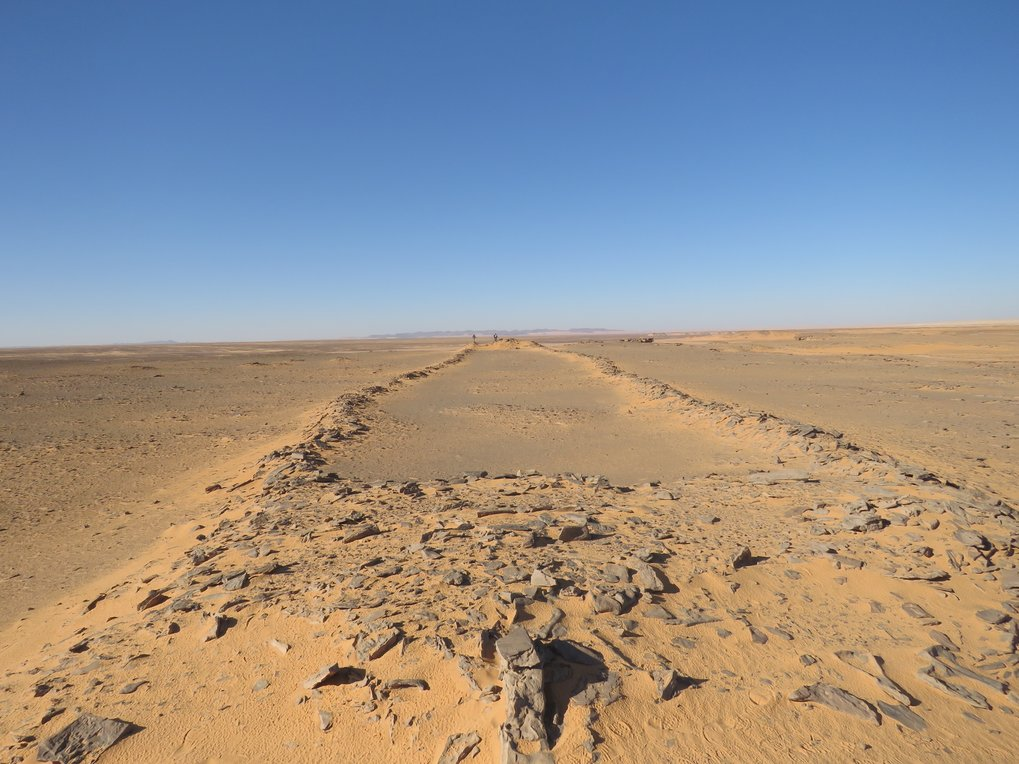 <p>Vast Stone Monuments Constructed in Arabia 7,000 Years Ago</p>