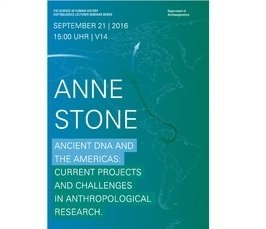 "Archaeologicaland genetic research about the timing and process of the colonization of theAmericas has revealed an early colonization 15,000-20,000 years ago followed bya ""Beringian standstill"", and subsequent expansion from the North as well as alater expansion of Inuit-Aleut peoples. Ancient DNA analyses have contributed toour understanding of this process using first mitochondrial DNA and more recentlynuclear DNA data."