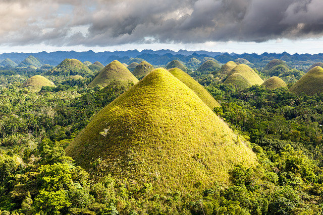 The Philippine island of Bohol is known for the Chocolate Hills and for a treasure that was never found, although legends have long been circulating about it.