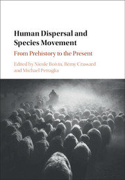 Neues Buch: Human Dispersal and Species Movement in Prehistory