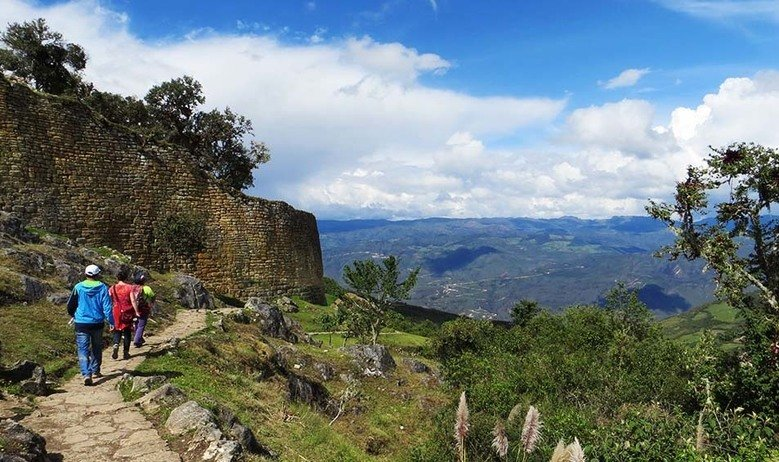 DNA analysis of present-day populations in the Chachapoyas region of Peru indicates that the original inhabitants were not uprooted en masse by the Inca Empire's expansion into this area hundreds of years ago.
