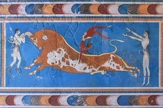 The mysterious Minoans descended primarily from local Stone Age farmers, as did their cultural counterpart, the Mycenaeans – and their descendants still inhabit Greece today.