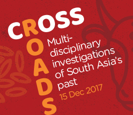 Crossroads: Multidisciplinary investigations of South Asia's past