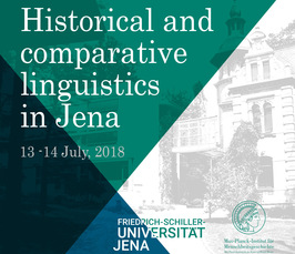 Historical and comparative linguistics in Jena